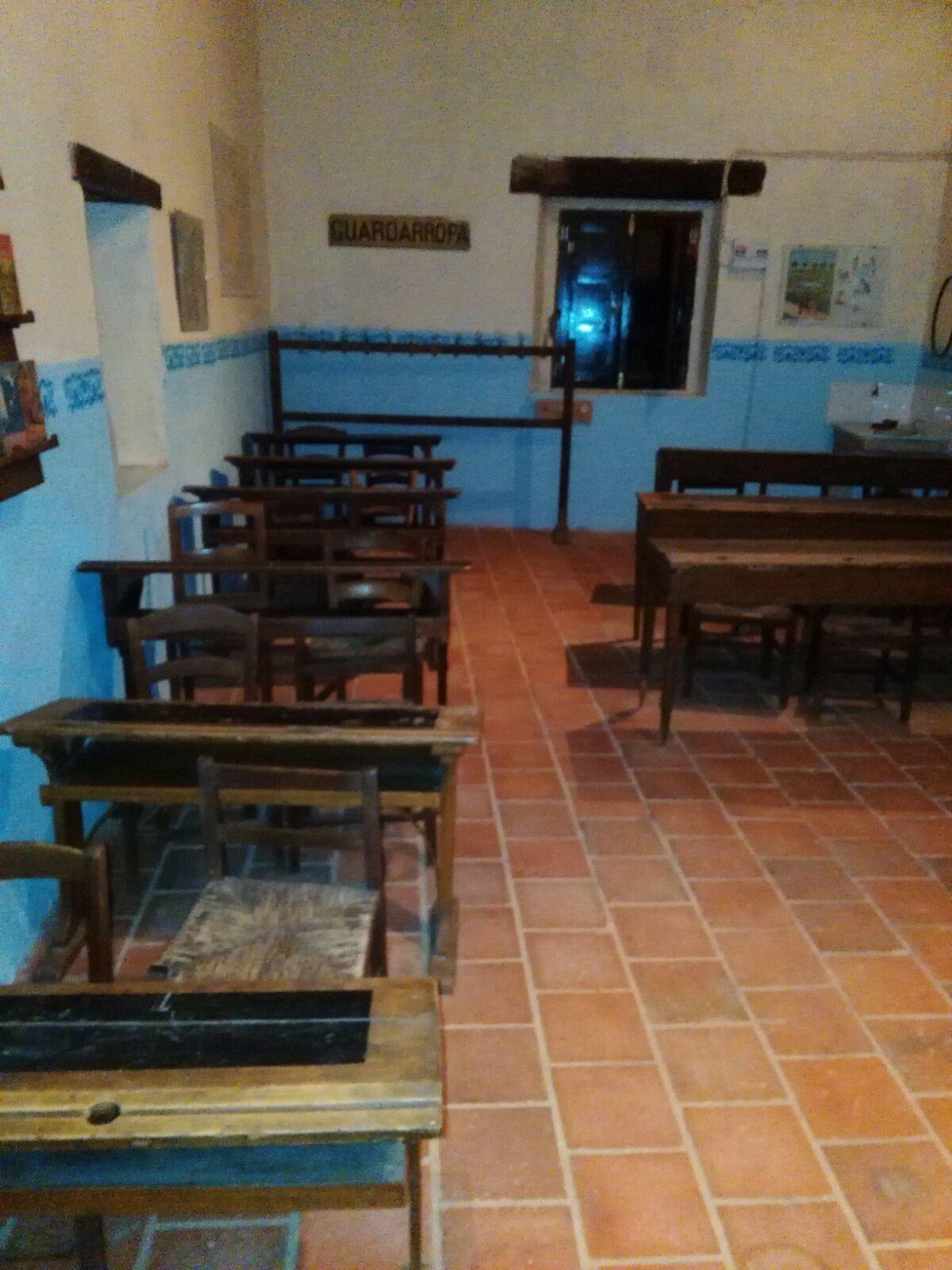 La escuela de Granadilla